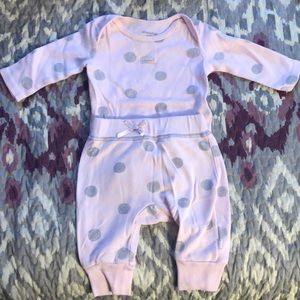 Absorba outfit (super soft!)